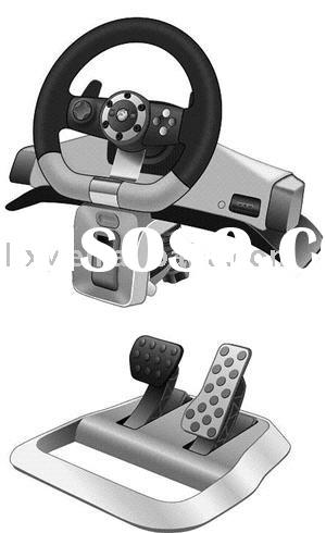 for xbox 360 steering wheel