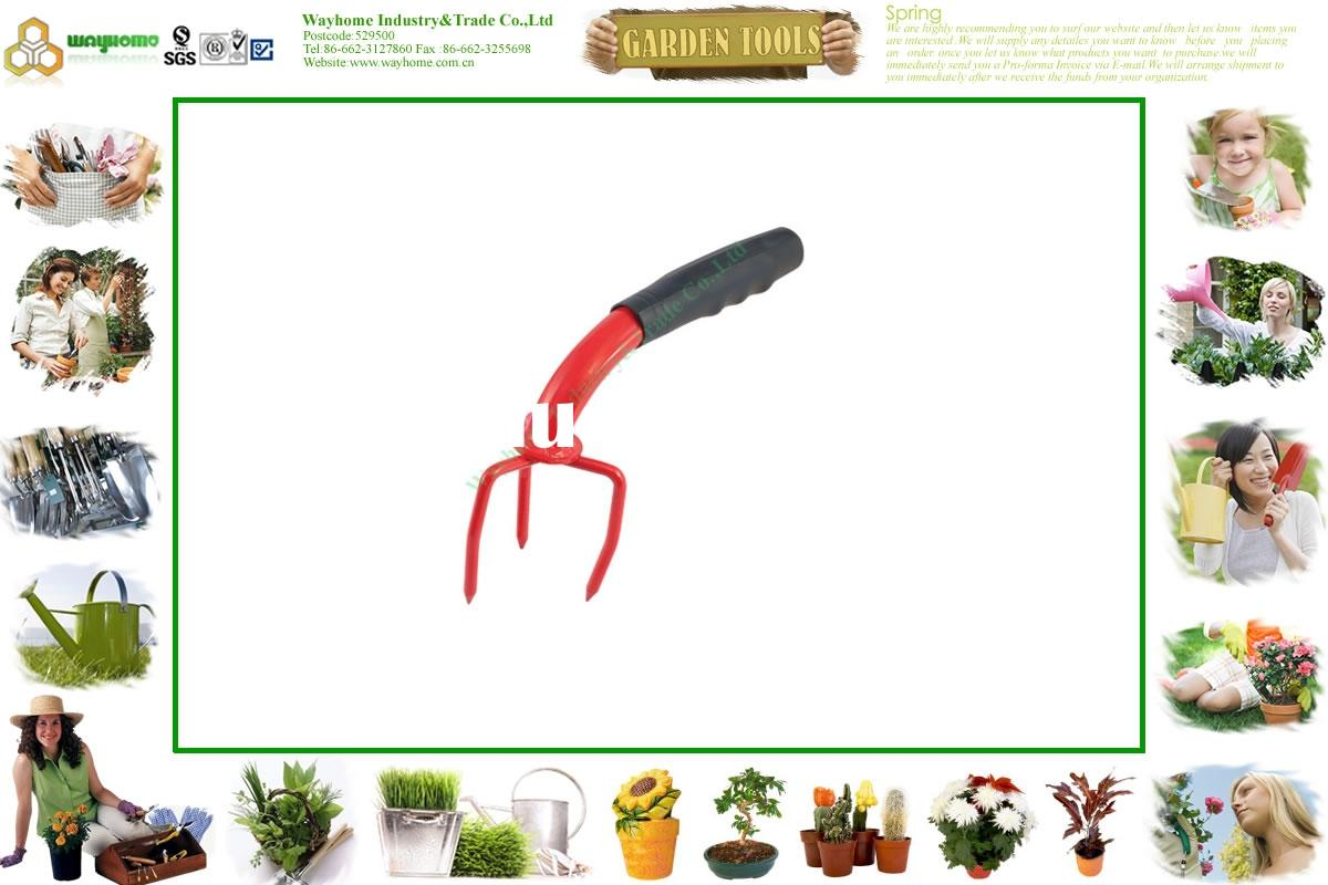 garden tool,Gardening Claw,Cultivating Tool,Cultivator Garden Tool,garden Tiller,WEEDER,SOIL AUGER,g