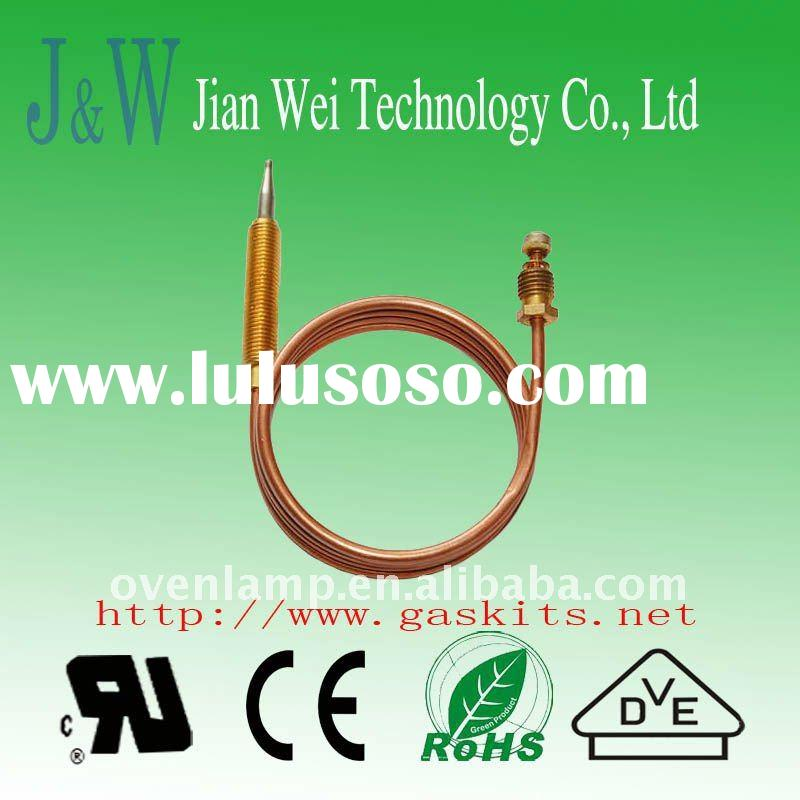 gas heater parts JWT-K-19 universal thermocouple