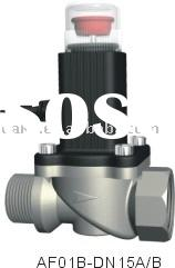 gas valve solenoid valve gas alarm gas valve can be driven by gas alarm detector