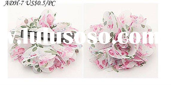 hair fashion accessories/fashion hairpin/hair accessories/flower hairpin