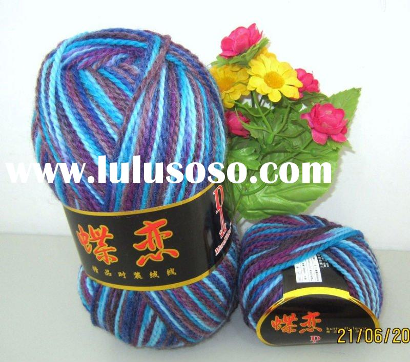 hand knitting wool yarn