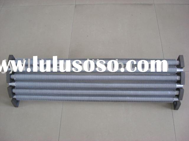 heat exchange pipe- bimetallic finned tube