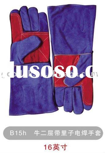 Want road hustler leather work gloves sie