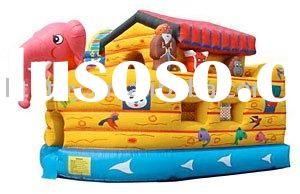 hot selling noah's ark inflatable bounce house bouncer