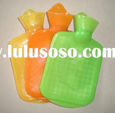 hot water bag/rubber hot water bottle/reusable hand warmer
