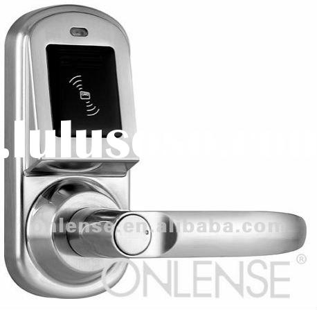 hotel RF card access control door lock