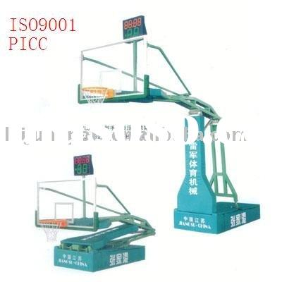 Hydraulic Basketball Stand Hydraulic Basketball Stand