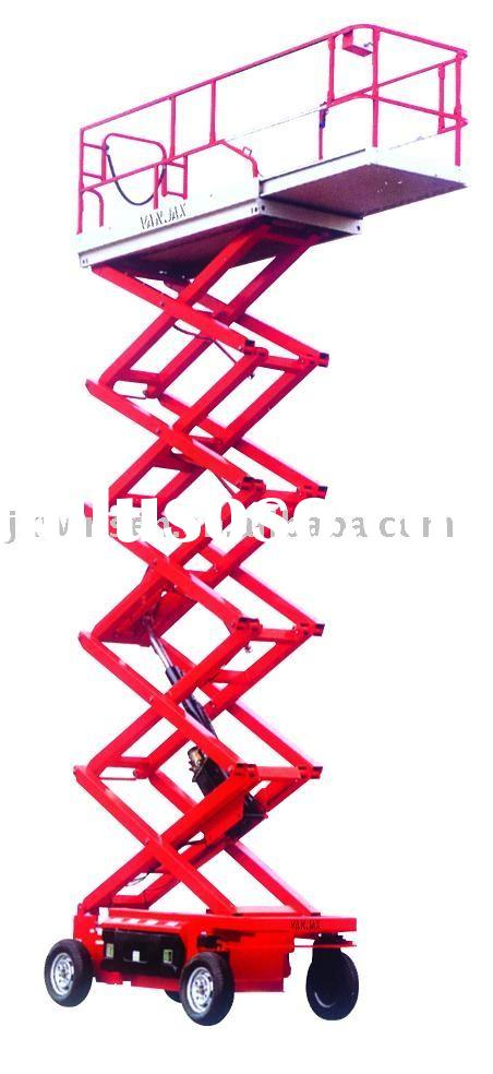 hydraulic lift table/scissor work platform