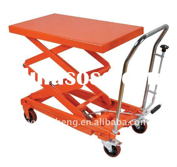 hydraulic scissor lift table TF35