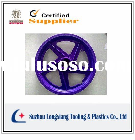 injection molded plastic wheels mould