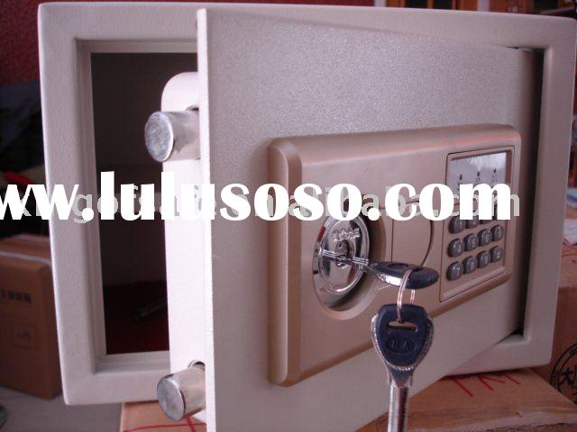 jewellery safe small electronic safe,home safe,mini safe,safety deposit box
