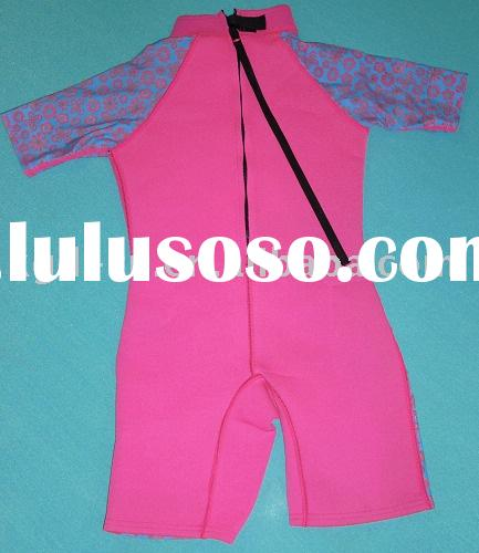 kids/child floating suit/bathing suit