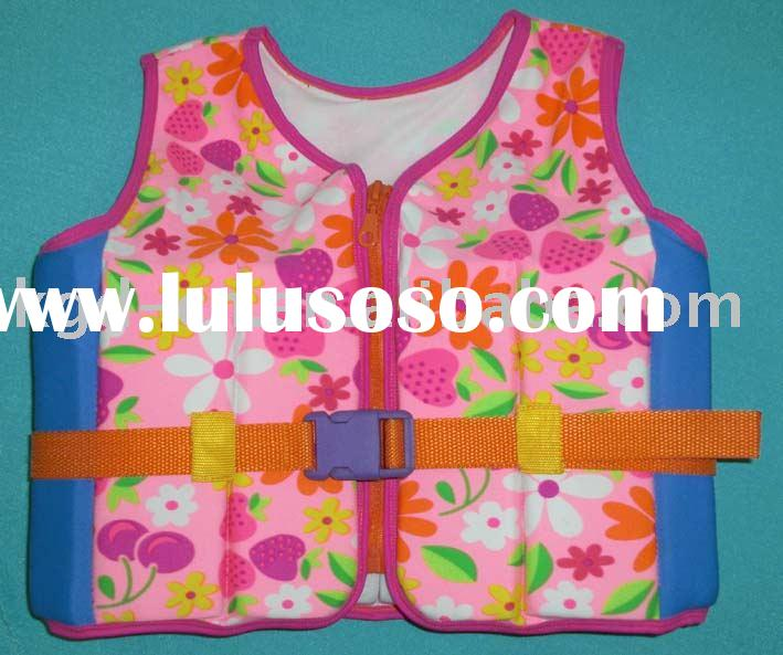 kids/child floating vest, bathing suit