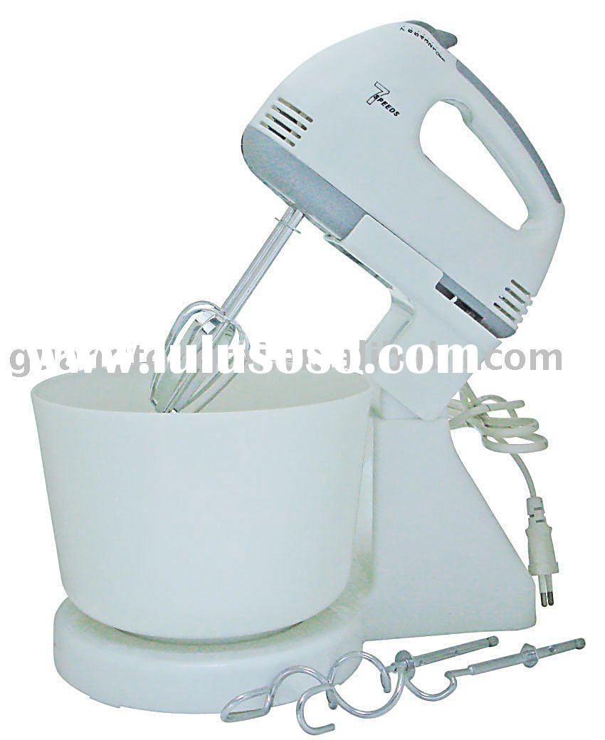 kitchen aid mixer
