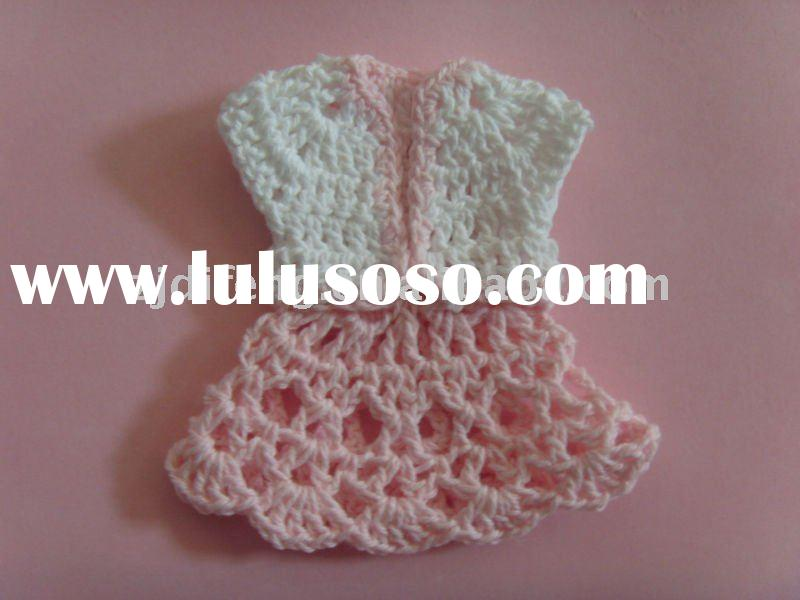 Simple Crochet Pattern For A Baby Blanket : mini crochet baby shower favors patterns, mini crochet ...