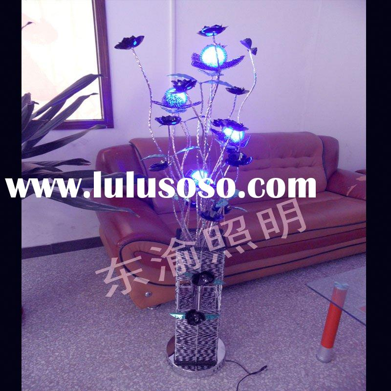 Flower Lights in Vase Led_vase_lamp_indoor_lights_1
