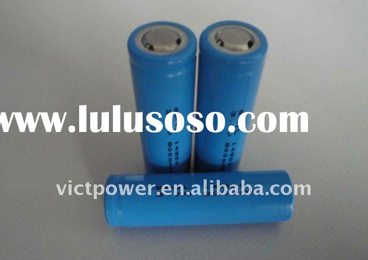 li-ion battery cell sony18650 cells 2200mAh cells Rechargeable 3.7V lifor4