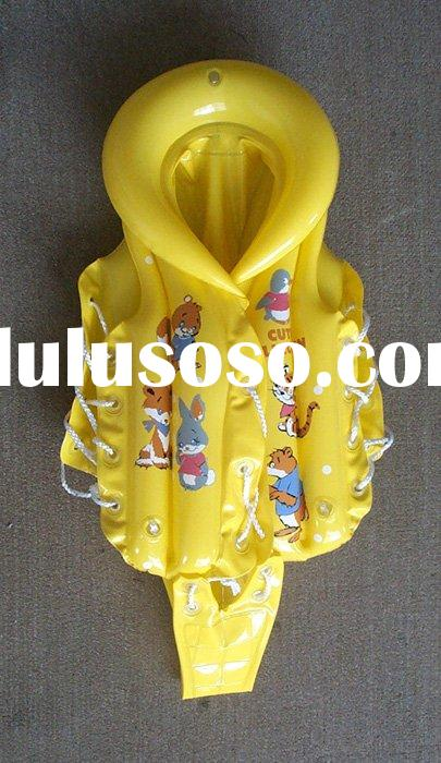 life vest/life jaket/water-fun/baby protection/swim tool/pvc products