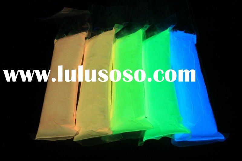 luminescent powder /luminescent pigments ,glowing pigments ,glow in the dark powder
