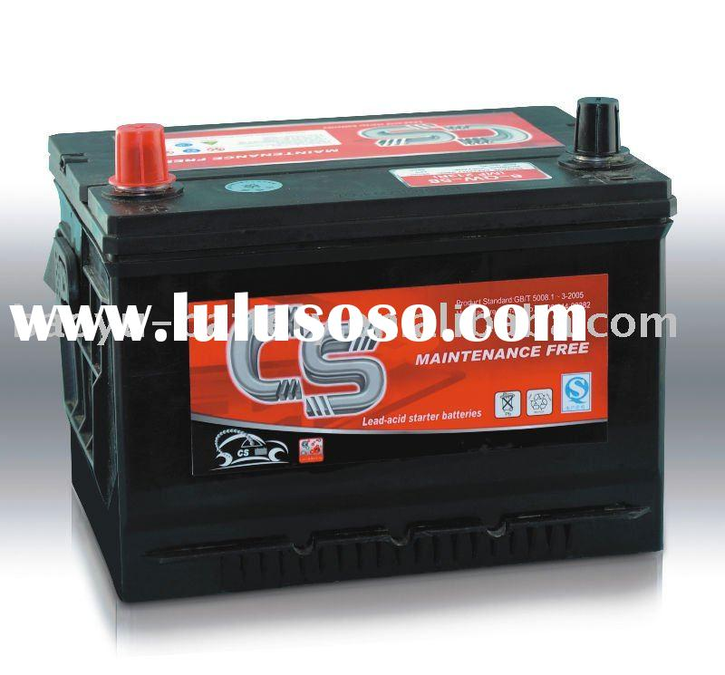 maintenance free atlas car battery
