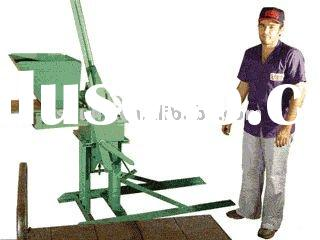 manual brick making machine(0086-15238693720)