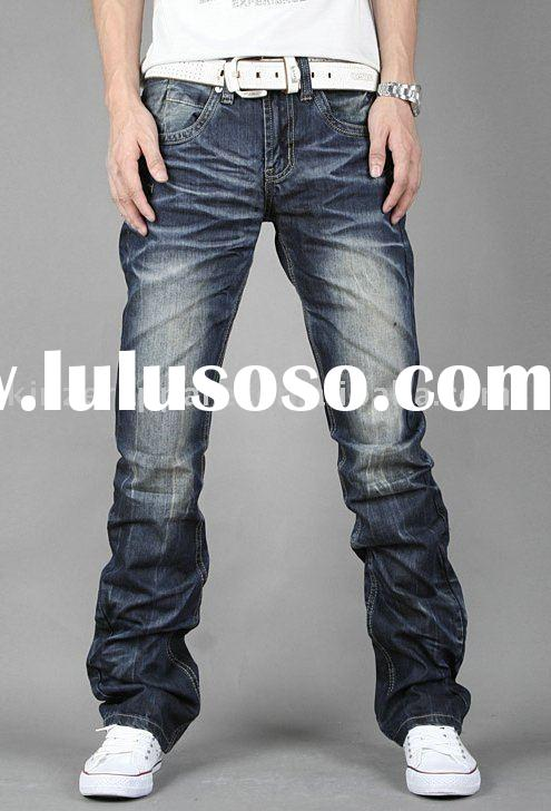 Mens fashion bootcut jeans – Global fashion jeans models
