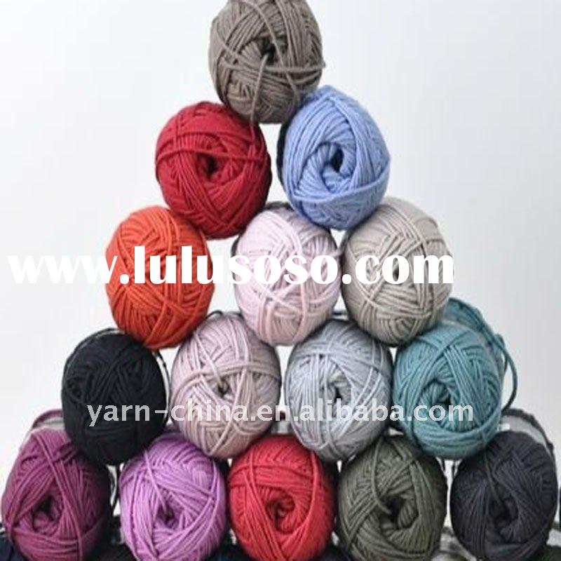 merino wool yarn hand knitting yarn
