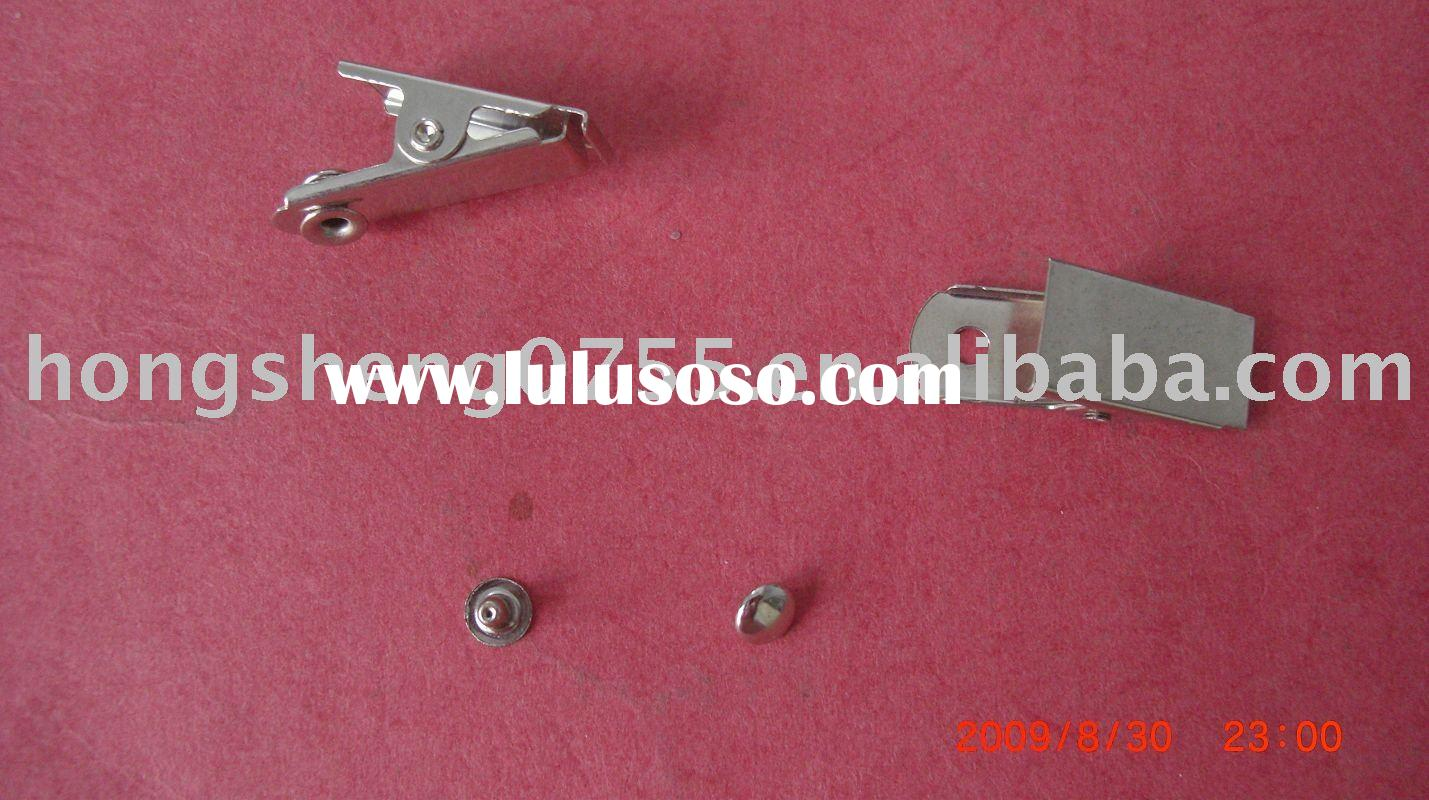 metal clips metal folder metal label folder