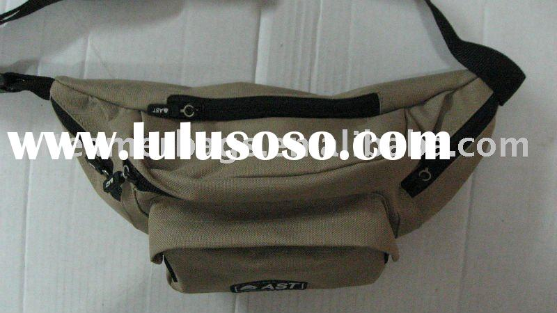 military waist bag Made of 600D Polyester Waist Bag