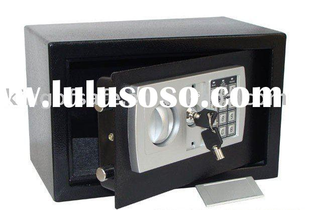 mini safe,small safe,safety deposit box,electronic safe