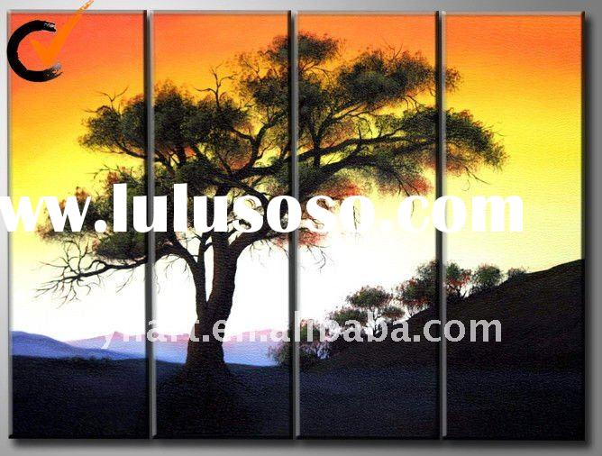 modern group islam wall art painting for sale