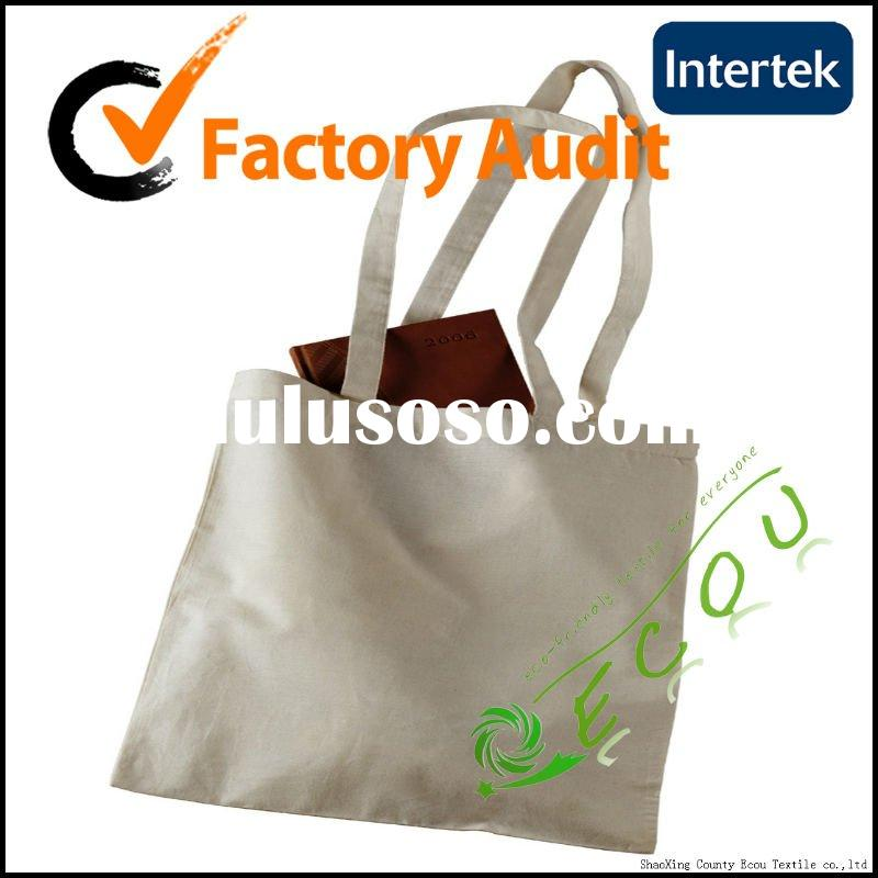 natural bamboo fiber shopping bag