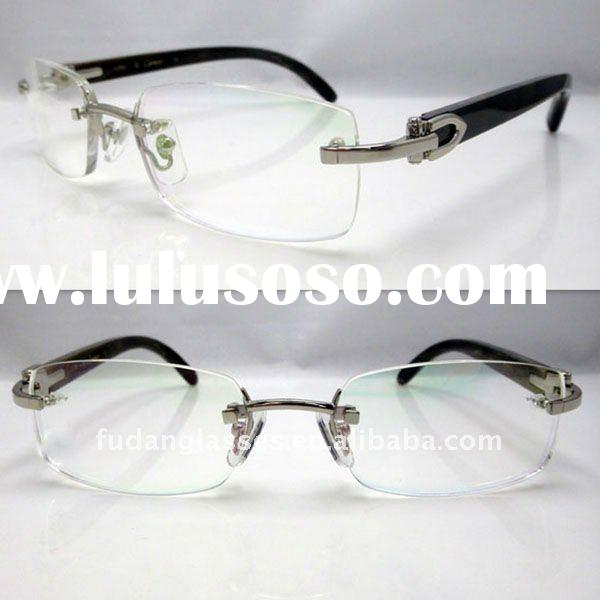 Naturally Rimless Brand Eyeglasses | Louisiana Bucket Brigade