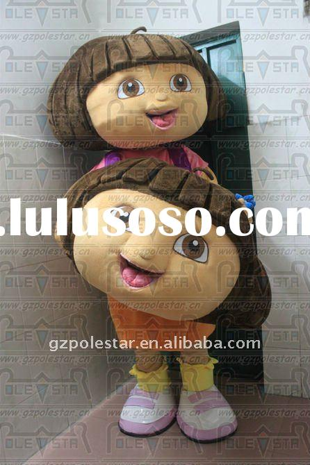 new dora mascot costume for party