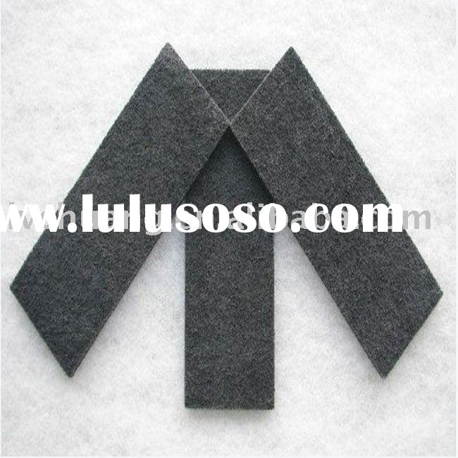 non-woven activated carbon fiber filter media