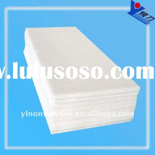 nonwoven hot-melt 100% Polyester Mattress Batting