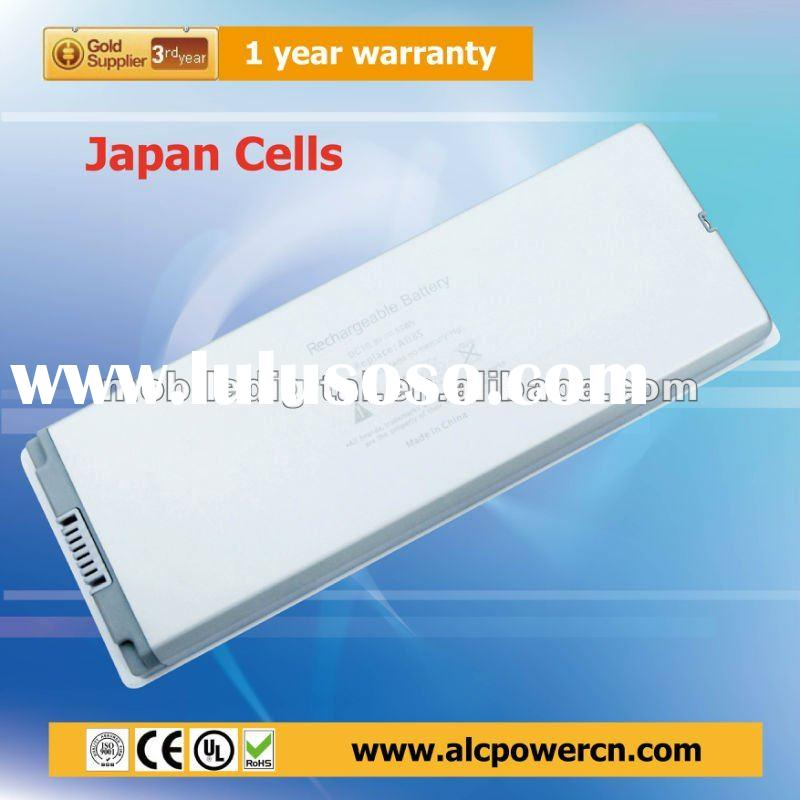 notebook battery replacement for Apple A1185