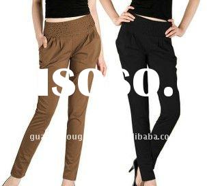 women casual pants, women casual pants Manufacturers in LuLuSoSo ...