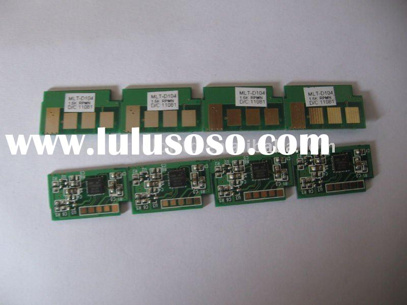 one time toner chips reset for Samsung MLT-D1042S