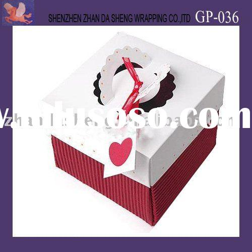 outdoor christmas decorations gift boxes GP-036