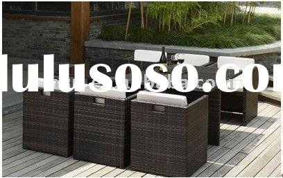 outdoor rattan/wicker furniture