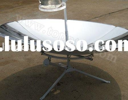 parabolic solar collector