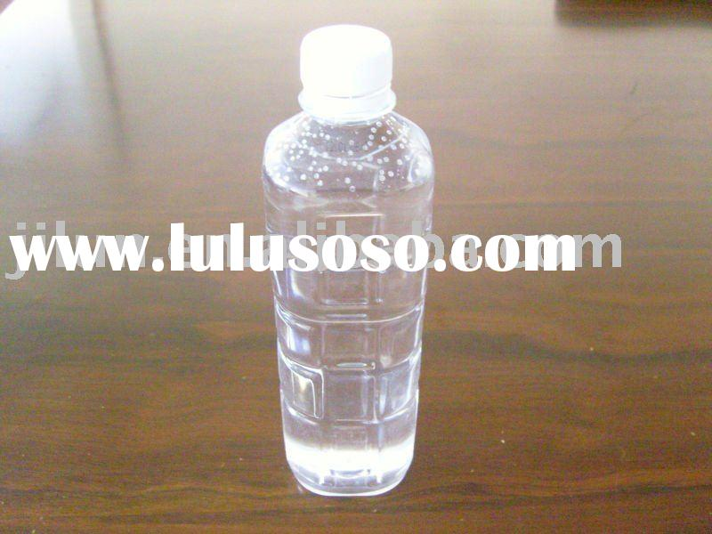 pet plastic mineral water bottle