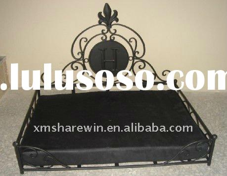 pet product & accessory metal frame dog bed