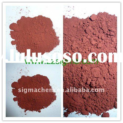 pigment iron oxide red