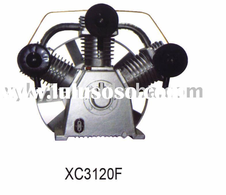 piston air compressor head