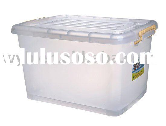 plastic box, plastic storage box, plastic container, storage box