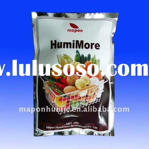 potassium humate powder with humic acid and fulvic acid plant food