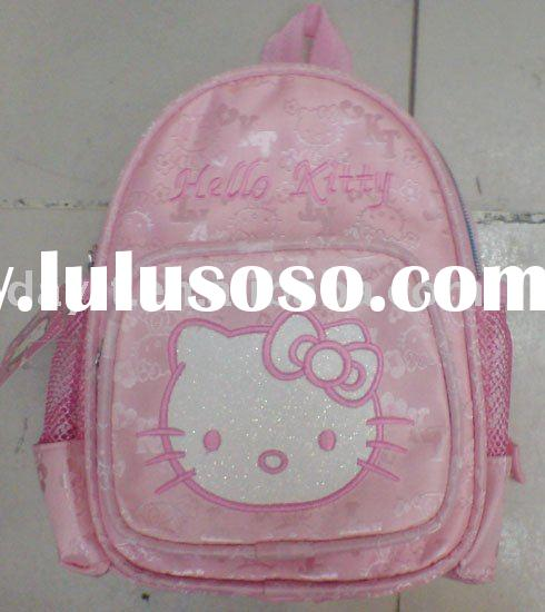 power seller+20pcs/lot Hello Kitty school bag Db004 backpack on sale & dropshipping